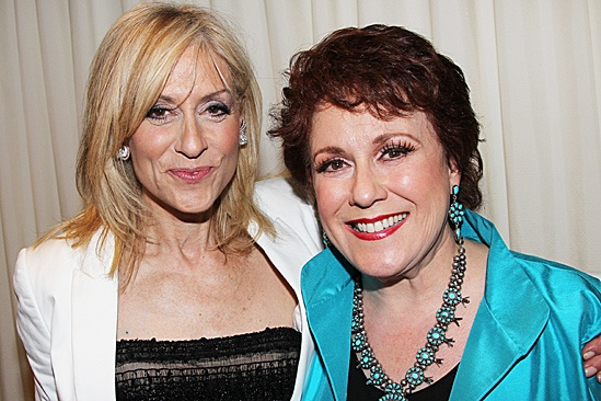 Drama Desk Awards 2012 – Judith Light – Judy Kaye