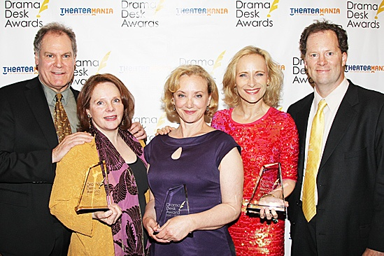 Drama Desk Awards 2012  Sweet and Sad Ensemble 