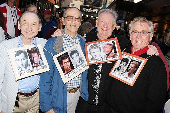 Broadway Flea Market – Original <i>West Side Story</i> Cast
