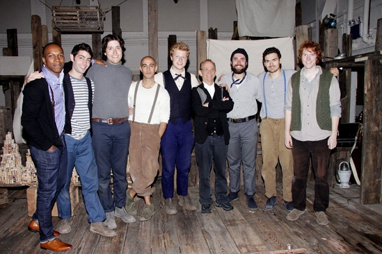 The Old Mand and The Old Moon - Opening Night - Leslie Odom, Jr. - Full PigPen Theatre Company