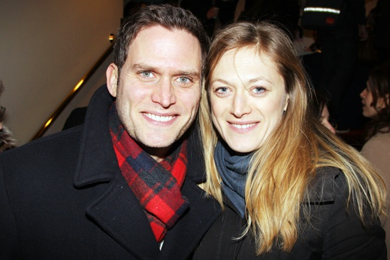 The Madrid – Opening Night – Steven Pasquale – Marin Ireland