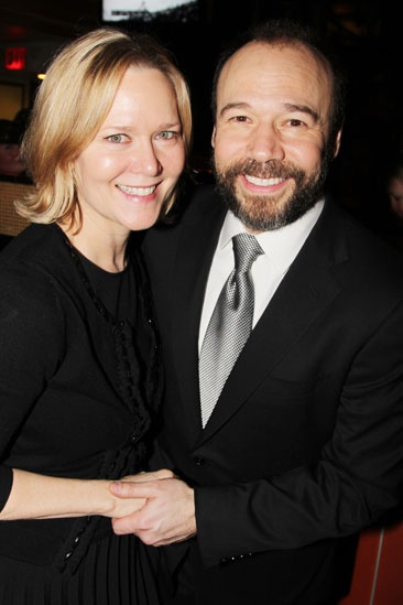'Talley's Folly' Opening — Rebecca Luker — Danny Burstein