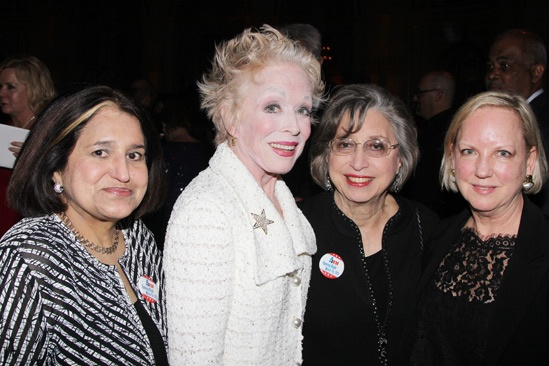 Ann- Holland Taylor- Richards' Staffers