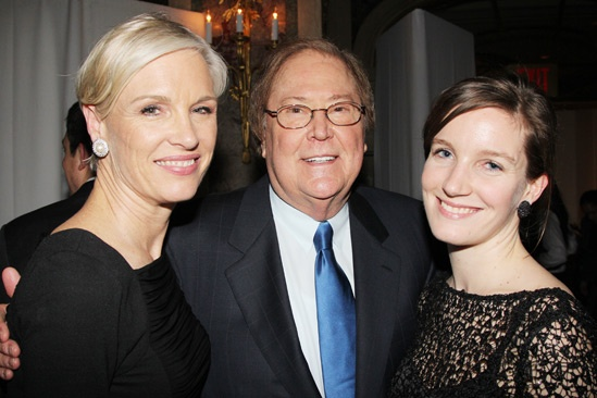 Ann- Cecile Richards -Bob Boyett- Lily Adams