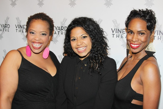 Vineyard Gala – March 18, 2013 – Angela Grovey – Rebecca Naomi Jones – McKenzie Frye