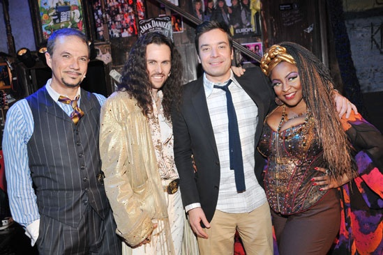 Rock of Ages - Paul Schoeffler - Tony Lepage - Jimmy Fallon - Teresa Stanley