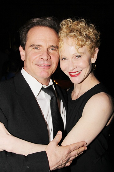 'Lucky Guy' Opening — Peter Scolari — Tracy Shayne