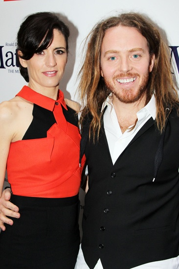 Matilda – Opening Night –Sarah Minchin – Tim Minchin