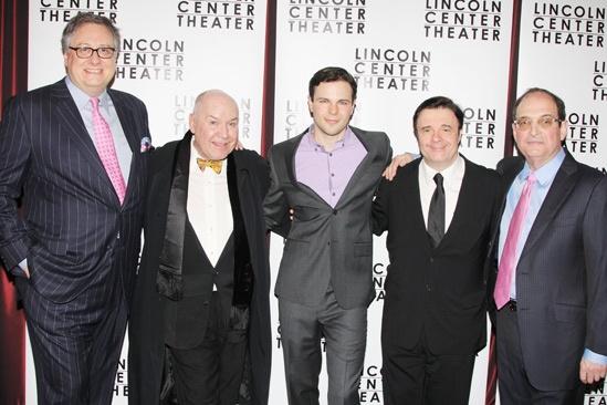 Nance Opening- Douglas Carter Beane- Jack O'Brien- Jonny Orsini- Nathan Lane- Lewis J. Stadlen