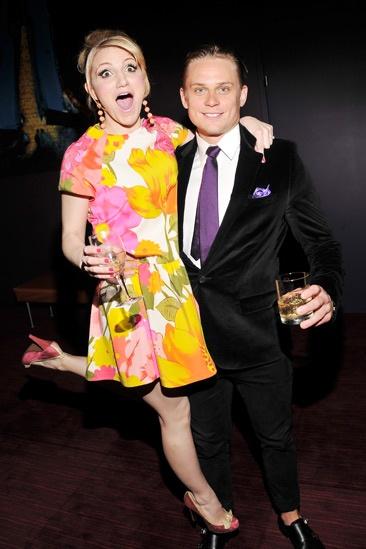 2013 Audience Choice Awards- Annaleigh Ashford- Billy Magnussen