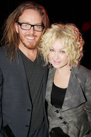 2013 Audience Choice Awards- Tim Minchin- Cyndi Lauper
