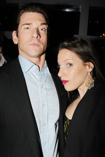 2013 Audience Choice Awards- Andy Karl- Jessie Mueller
