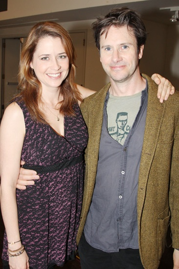 Reasons to be Happy-Jenna Fischer- Josh Hamilton
