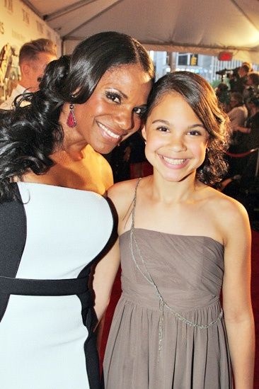 Tony Red Carpet-Audra McDonald – Zoe