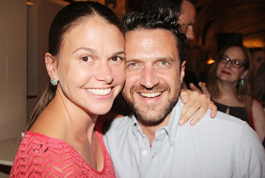 Cradle Will Rock- Sutton Foster- Raul Esparza