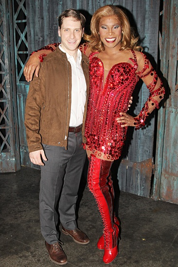 Andy Kelso - Billy Porter