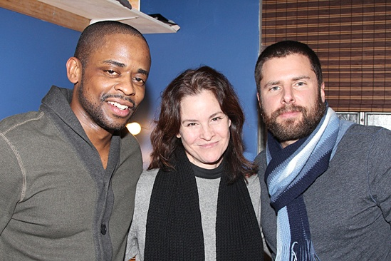 Dulé Hill - Ally Sheedy -  James Roday