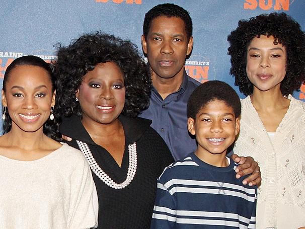 Anika Noni Rose - LaTanya Richardson Jackson - Denzel Washington - Bryce Clyde Jenkins - Sophie Okonedo