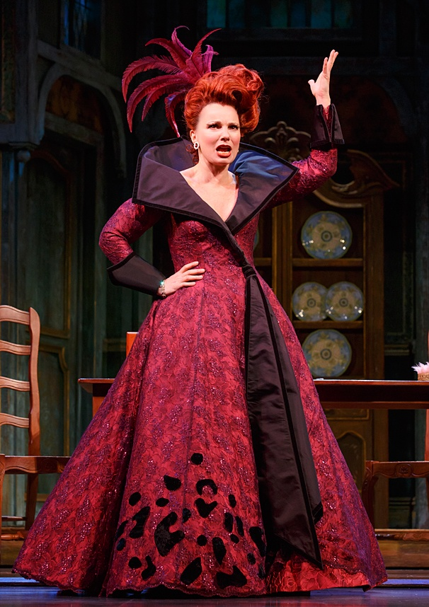 Cinderella - Show Photos - PS - 3/14 - Fran Drescher