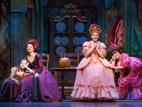 Cinderella - Show Photos - PS - 3/14 - Carly Rae Jepsen - Fran Drescher - Stephanie Gibson - Ann Harada