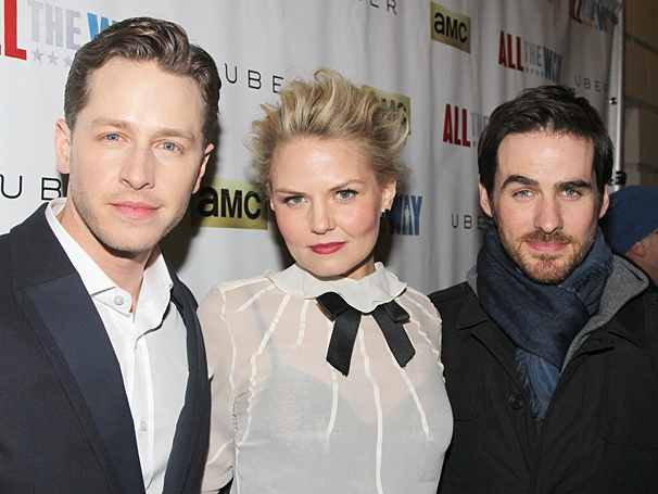 All The Way - Opening - OP - 3/14 - Josh Dallas - Jennifer Morrison - Colin O'Donoghue