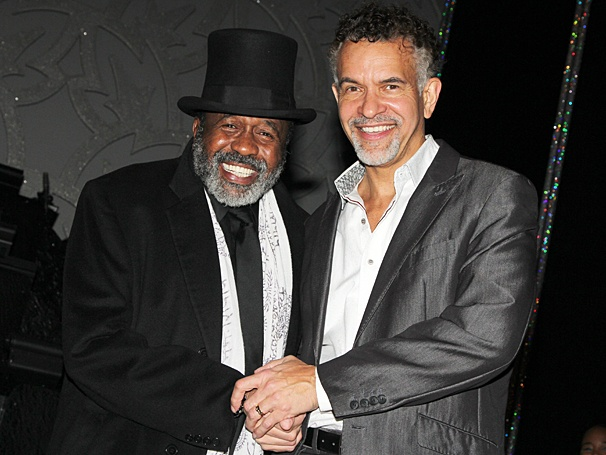 After Midnight - Ben Vereen and Brian Stokes Mitchell - OP - 3/14 - Ben Vereen - Brian Stokes Mitchell
