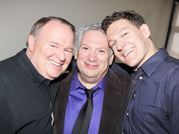 Casa Valentina - Meet and Greet - Op - 3/14 - Tom McGowan - Harvey Fierstein - Gabriel Ebert