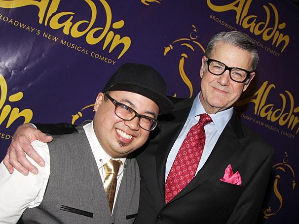 Aladdin - Opening - OP - 3/14 - Don Darryl Rivera - Jonathan Freeman