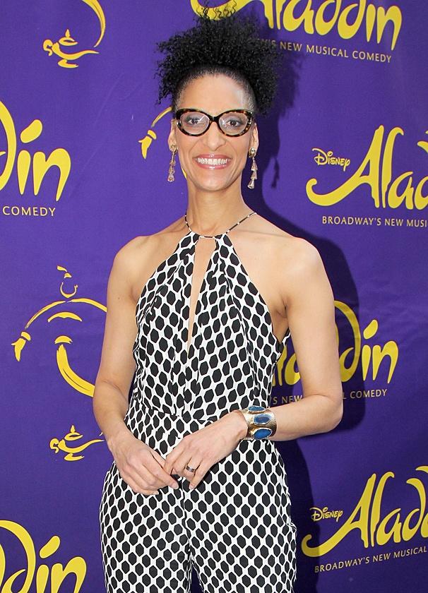 Aladdin - Opening - OP - 3/14 - Carla Hall