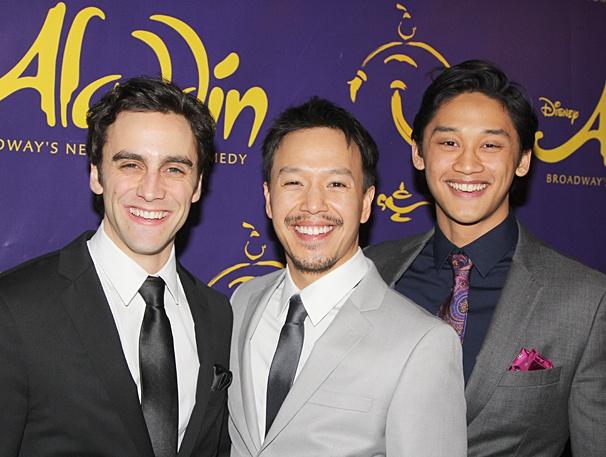 Aladdin - Opening - OP - 3/14 - Michael Mindlin - Adam Kaokept - Joshua Dela Cruz