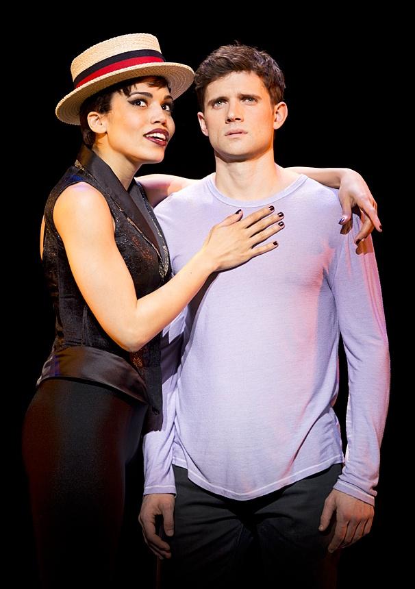 Pippin - Show Photos - PS - 4/14 - Ciara Renee - Kyle Dean Massey