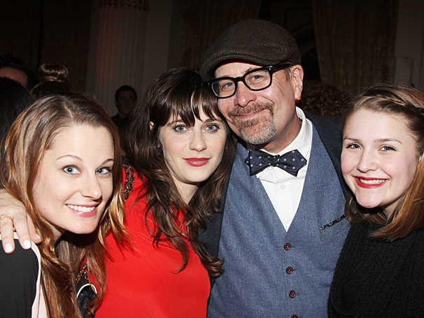 Of Mice and Men - Opening - OP - 4/14 - Lexi Kent Monning - Zooey Deschanel - Terry Kinney - Maeve Kinney
