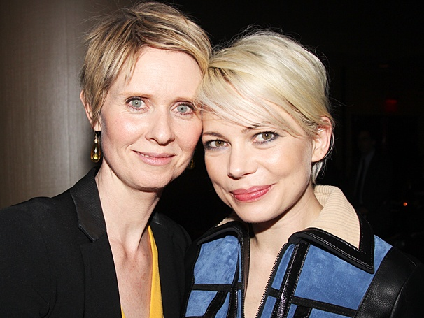 Cabaret - Opening - OP - 4/14 - Cynthia Nixon - Michelle Williams