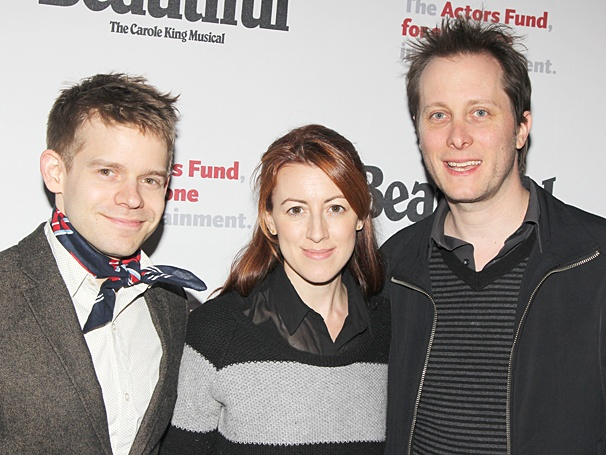 Beautiful - Actors Fund Performance - OP - 4/14 - Andrew Keenan-Bolger - Kate Wetherhead - Jeff Croiter