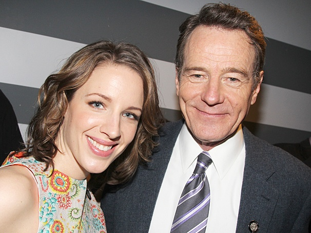 Meet the Nominees – OP – 4/14 – Meet the Nominees – OP – 4/14 – Jessie Mueller – Bryan Cranston