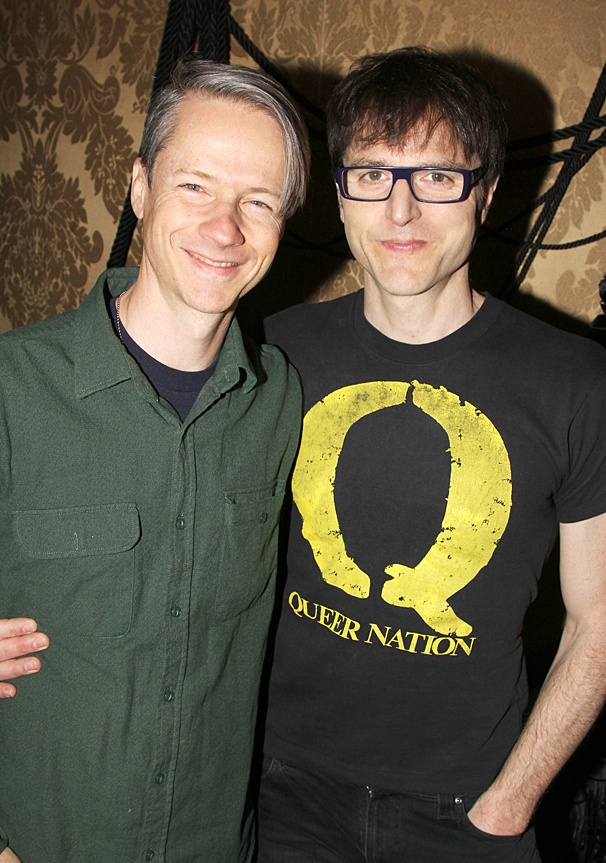 Meet the Nominees – OP – 4/14 – John Cameron Mitchell – Stephen Trask