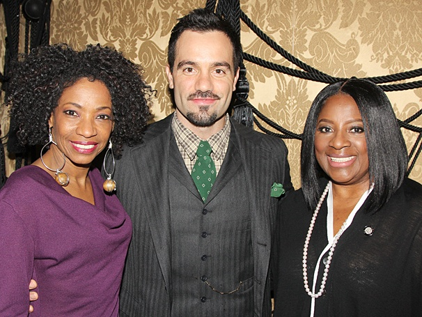 Meet the Nominees – OP – 4/14 – Adriane Lenox - Ramin Karimloo - LaTanya Richardson Jackson