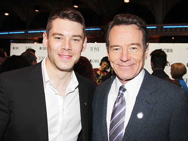 Meet the Nominees – OP – 4/14 – Brian J. Smith - Bryan Cranston