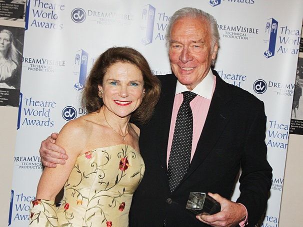 Theatre World Awards - OP - 6/14 - Tovah Feldshuh - Christopher Plummer