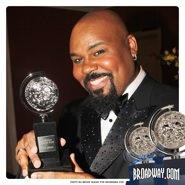 Tony Awards - OP - 6/14 - James Monroe Iglehart