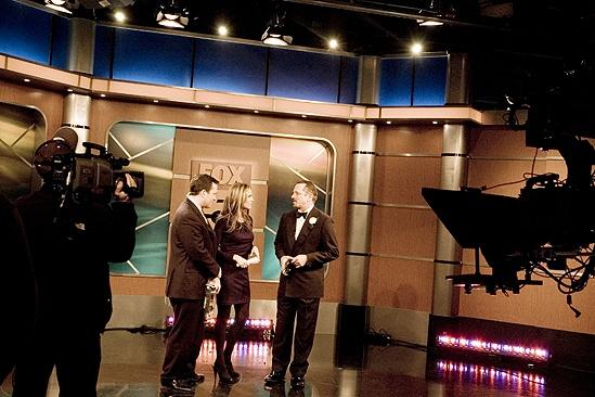 Tom Wopat at Fox 5 –hosts