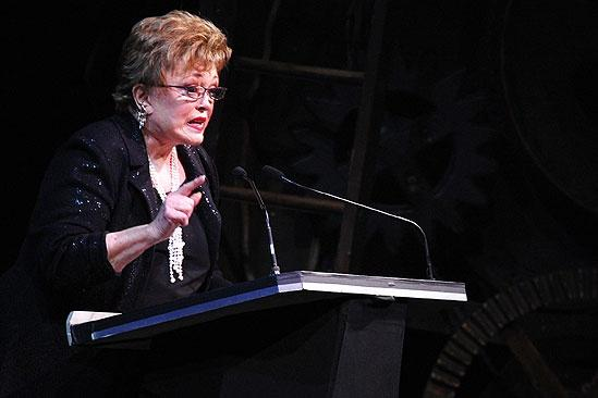 Defying Inequality  Rue McClanahan