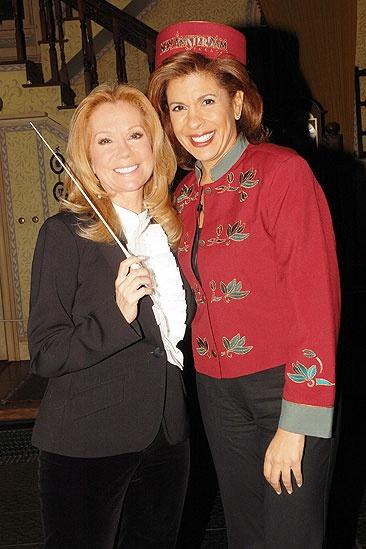 Kathie Lee Gifford and Hoda Kotb Moonlight at Mary Poppins – Kathie Lee Gifford – Hoda Kotb