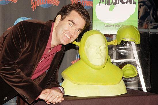 Brian d'Arcy James at Planet Hollywood – Brian d'Arcy James
