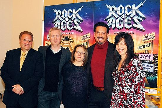 Rock of Ages Meet and Greet – Jeff Davis – Carl Levin – Janet Billing Rich – Barry Habib – Hillary Weaver