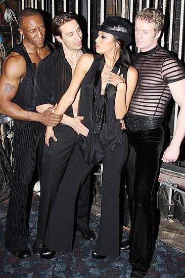 Chicago Meets a Pussycat Doll – Nicole Scherzinger – Greg Butler – Adam Zotovich – Brian O'Brien