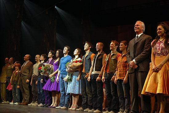 West Side Story opening – cc – cast