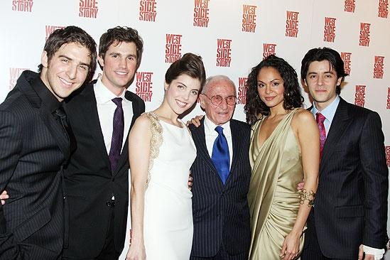 West Side Story opening – Cody Green – Matt Cavenaugh – Josefina Scaglione – Arthur Laurents – Karen Olivo – George Akram