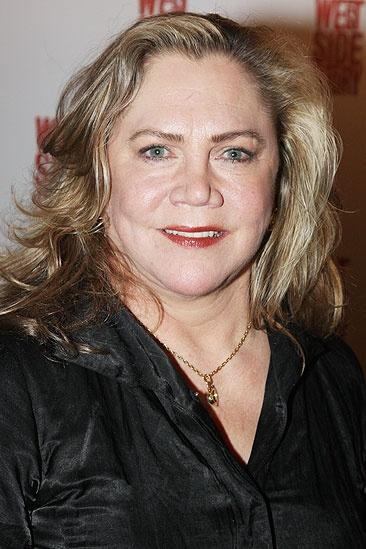 West Side Story opening – Kathleen Turner