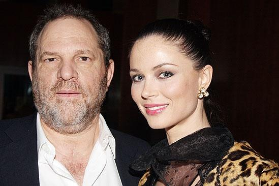 West Side Story opening – Harvey Weinstein - Georgina Chapman